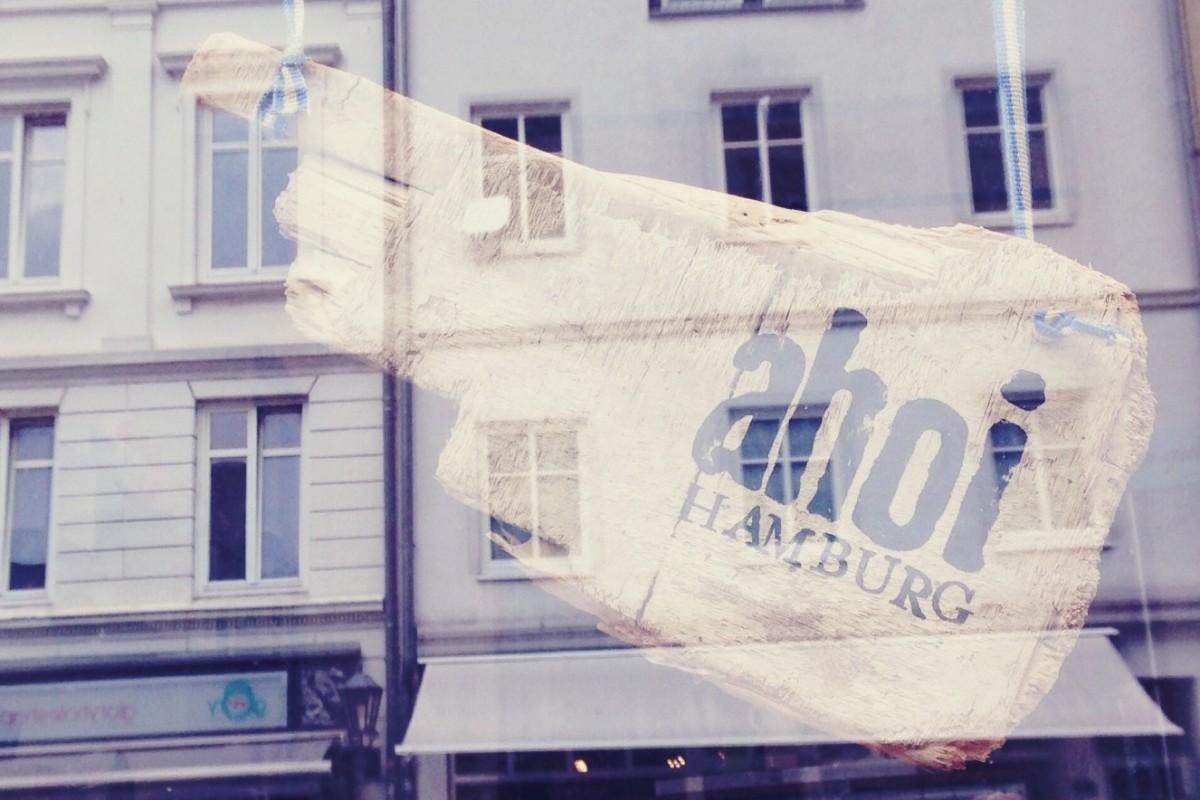 Ahoi, Hamburg - HEIKSCHWARZFISCHER