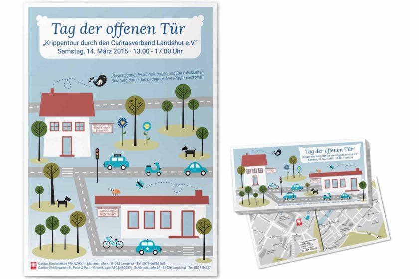 Caritas Kinderkrippe in Landshut bei München