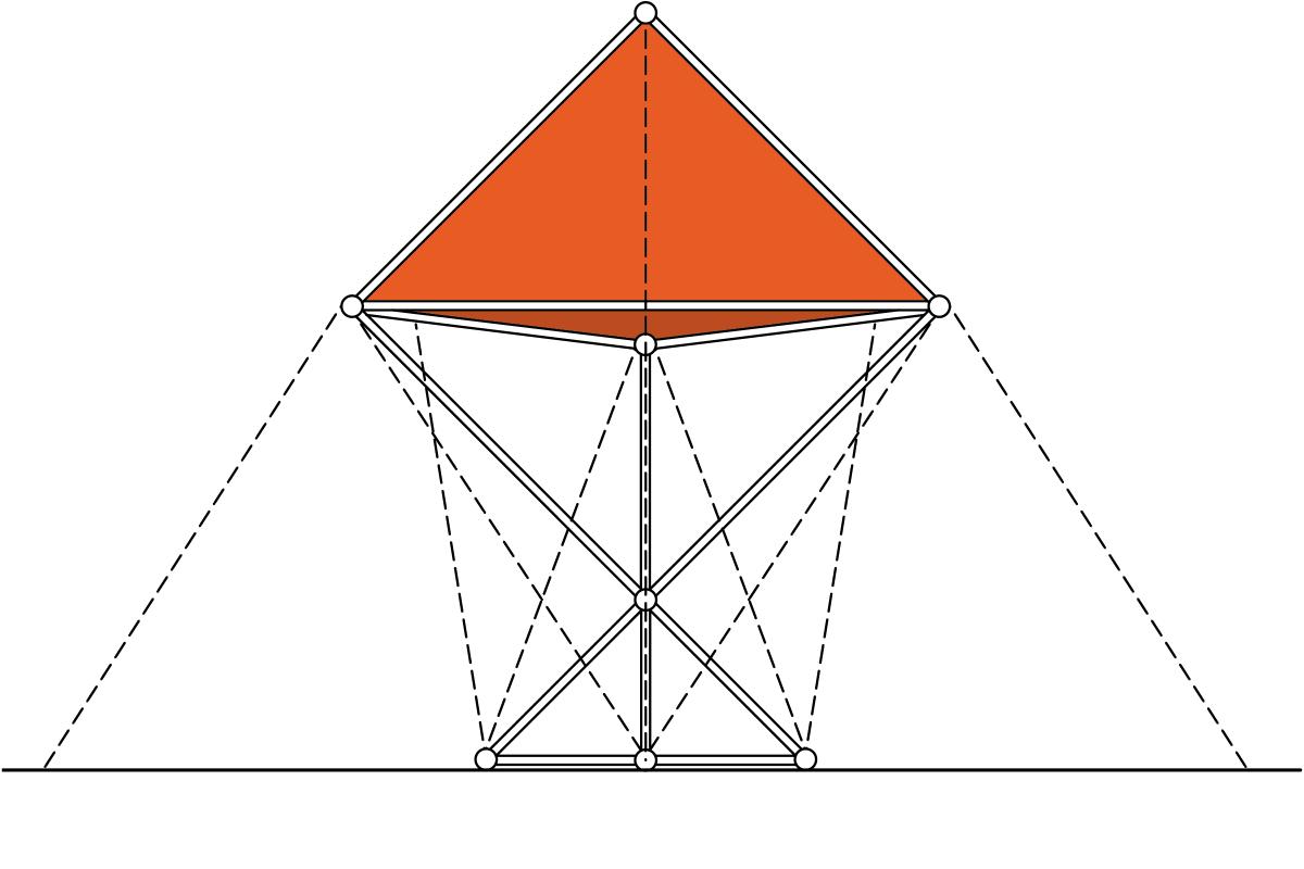 Messedesign, Innenarchitektur, München, Mero, FH Rosenheim, Zeltkonstruktion, Schmidhuber, Partner - HEIKESCHWARZFISCHER