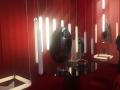 IMM 2018 Köln Interior Design Das Haus 2018 LUCIE Koldova Licht Kleiderschrank