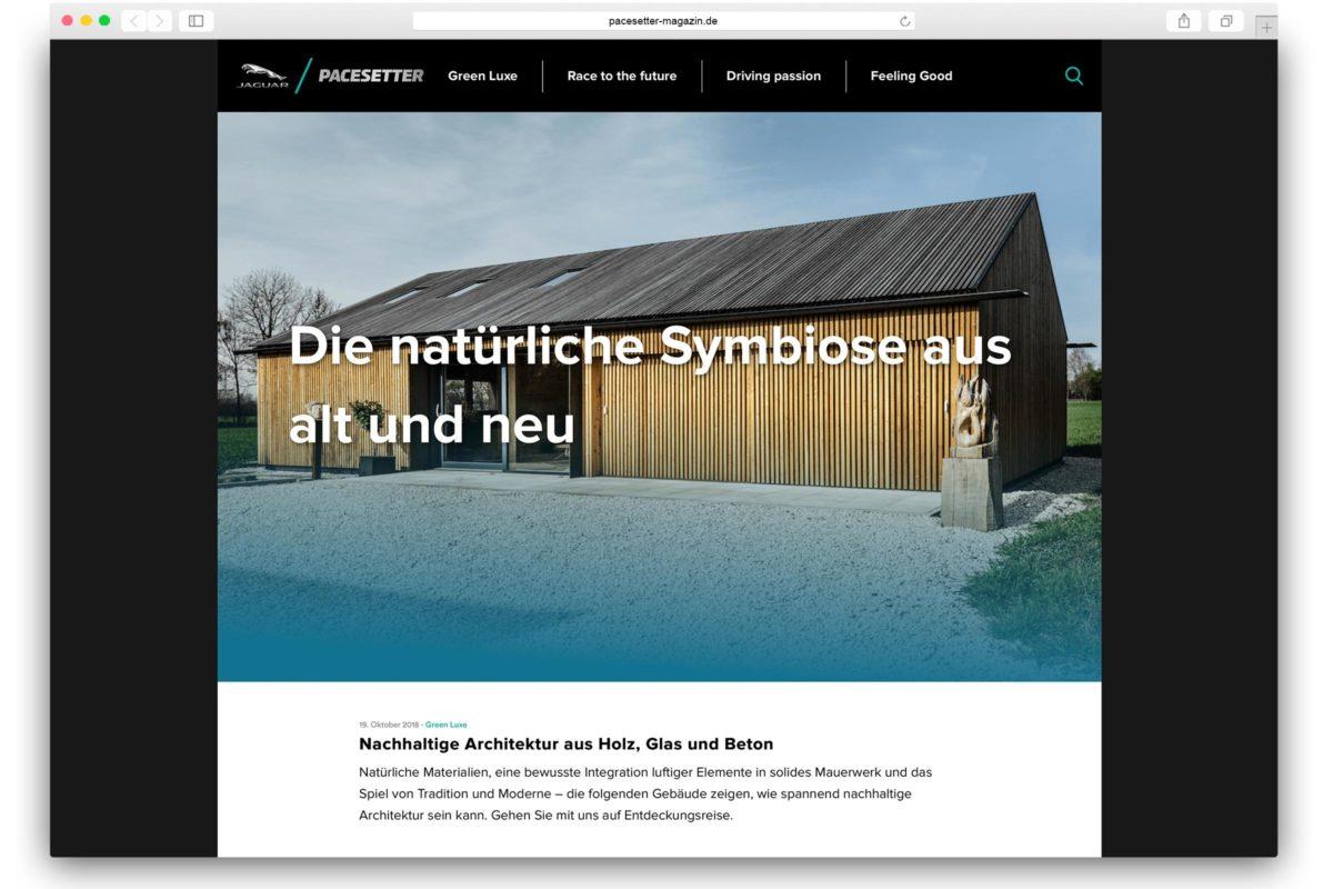 Jaguar-Pacesetter-Online-Magazin-Elektroauto-Ipace-Nachhaltigkeit-lewis pr-communication-nachhaltige architektur