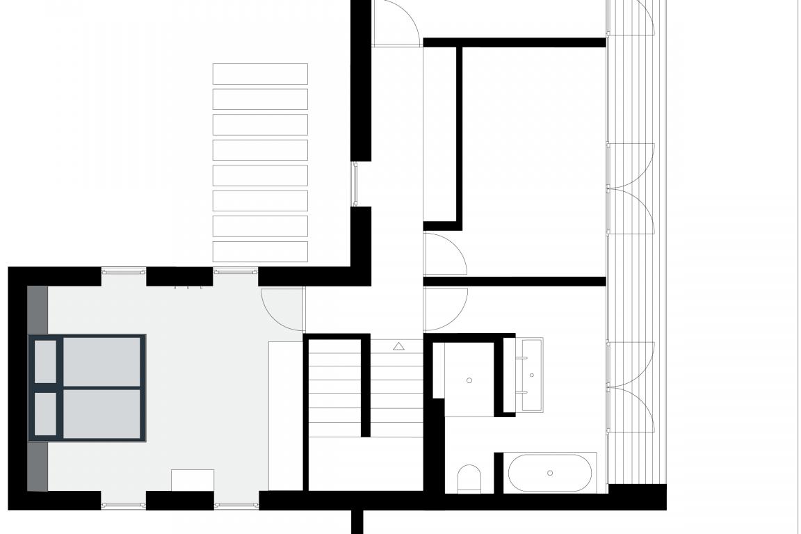 Planung eines maßgefertigten Schlafzimmer in modernem Design mit natürlichen Materialien und beruhigender Atmosphäre © Heike Schwarzfischer Interiordesign in Landshut bei München