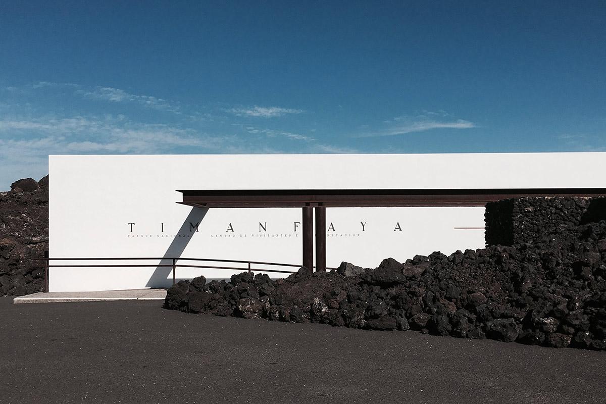 Timanfaya Nationalpark auf Lanzarote in Spanien